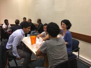 Café débat Intégration