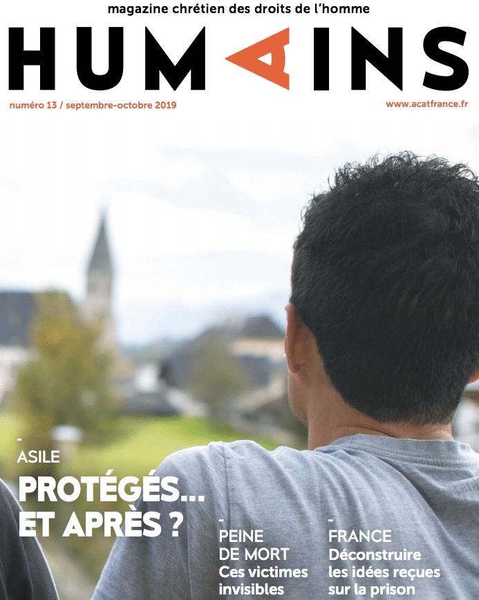 Magazine HUMAINS