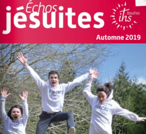 Article ÉchosJésuites