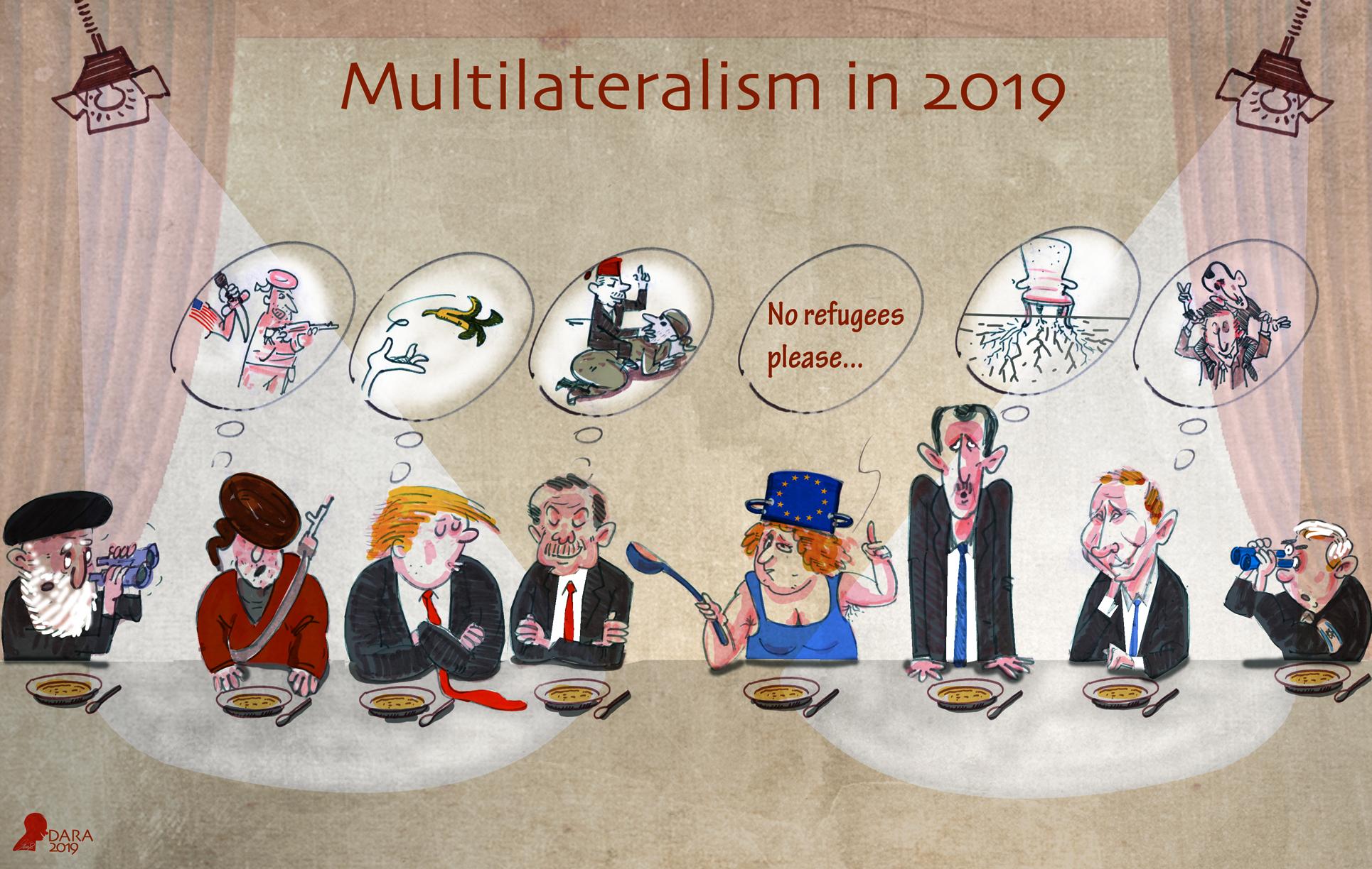 Multilateralism en Syrie